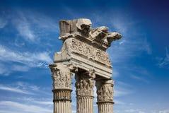 Ρωμαϊκό φόρουμ Στοκ Εικόνες