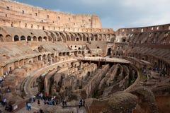 Ρωμαϊκό Colosseum στη Ρώμη Στοκ Εικόνες
