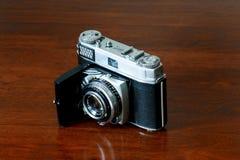 ΡΩΜΗ, ΙΤΑΛΙΑ - 21 ΙΟΥΛΊΟΥ 2016 Εκλεκτής ποιότητας αμφιβληστροειδής 1B της Kodak καμερών φωτογραφιών Στοκ φωτογραφία με δικαίωμα ελεύθερης χρήσης