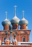 Ρωσία, εκκλησία σε Kostroma στοκ εικόνα