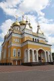 Ρωσία Η εκκλησία του Cyril και Methodius στο Σαράνσκ Στοκ Εικόνες