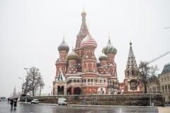 Ρωσία, Μόσχα: Καθεδρικός ναός βασιλικών του ST Στοκ φωτογραφίες με δικαίωμα ελεύθερης χρήσης
