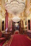 Η πολυτελής βασιλική ακολουθία Στοκ Φωτογραφίες