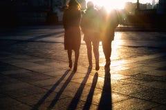 03/26/2016 Ρωσία, Μόσχα Μια σειρά Στοκ Εικόνες