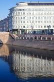 03/26/2016 Ρωσία, Μόσχα Μια σειρά Στοκ Φωτογραφίες