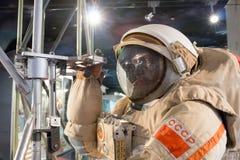 Ρωσία, Μόσχα, μουσείο Cosmonautics Στοκ εικόνες με δικαίωμα ελεύθερης χρήσης