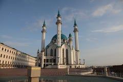 Ρωσία kazan κεραμικό μουσουλμανικό τέμενος Πετρούπολη ST τεμαχίων ντεκόρ καθεδρικών ναών Στοκ Εικόνες
