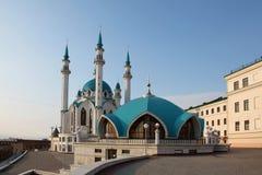 Ρωσία kazan κεραμικό μουσουλμανικό τέμενος Πετρούπολη ST τεμαχίων ντεκόρ καθεδρικών ναών Στοκ Εικόνα