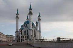 Ρωσία kazan κεραμικό μουσουλμανικό τέμενος Πετρούπολη ST τεμαχίων ντεκόρ καθεδρικών ναών Στοκ εικόνα με δικαίωμα ελεύθερης χρήσης