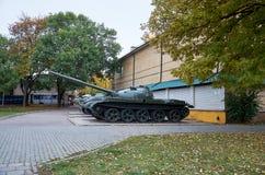 Ρωσία Kislovodsk Δεξαμενή στο μουσείο Kislovodsk του τοπικού φρουρίου ` ιστορίας ` 12 Οκτωβρίου 2016 Στοκ Εικόνες