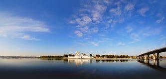 Ρωσία, Kostroma πόλη, μοναστήρι Ipatievsky Στοκ Εικόνες