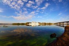 Ρωσία, Kostroma πόλη, μοναστήρι Ipatievsky Στοκ φωτογραφία με δικαίωμα ελεύθερης χρήσης