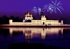 Ρωσία, Kostroma πόλη, μοναστήρι Ipatievsky Στοκ φωτογραφίες με δικαίωμα ελεύθερης χρήσης