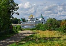 Ρωσία, Kostroma πόλη, μοναστήρι Ipatievsky Στοκ Φωτογραφία