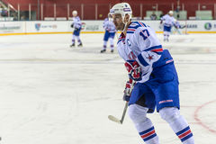 ΡΩΣΙΑ, ΣΤΙΣ 10 ΣΕΠΤΕΜΒΡΊΟΥ: Ilya Kovalchuk. Στοκ εικόνες με δικαίωμα ελεύθερης χρήσης