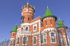 Ρωσικές αρχιτεκτονική και παραδόσεις Yoshkar-Ola Ρωσία στοκ φωτογραφία με δικαίωμα ελεύθερης χρήσης