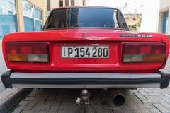 Ρωσικές Lada - Αβάνα, Κούβα στοκ φωτογραφία με δικαίωμα ελεύθερης χρήσης