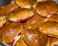 Ρωσικές patty πίτες Στοκ φωτογραφίες με δικαίωμα ελεύθερης χρήσης