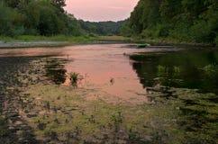 Ρωσική ανατολή ποταμών σε Healdsburg Στοκ εικόνες με δικαίωμα ελεύθερης χρήσης
