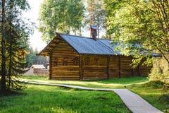 Ρωσική αρχιτεκτονική κτήρια παλαιά Στοκ εικόνες με δικαίωμα ελεύθερης χρήσης