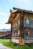 Ρωσική αρχιτεκτονική κτήρια παλαιά Στοκ φωτογραφίες με δικαίωμα ελεύθερης χρήσης
