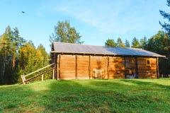 Ρωσική αρχιτεκτονική κτήρια παλαιά Στοκ Εικόνες