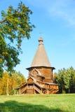 Ρωσική αρχιτεκτονική κτήρια παλαιά Στοκ εικόνα με δικαίωμα ελεύθερης χρήσης