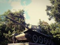 Ρωσική δεξαμενή Στοκ εικόνα με δικαίωμα ελεύθερης χρήσης