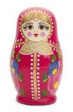 Ρωσική κούκλα Στοκ φωτογραφίες με δικαίωμα ελεύθερης χρήσης