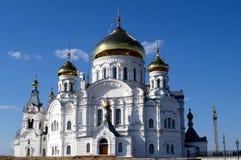 Ρωσική Ορθόδοξη Εκκλησία Στοκ φωτογραφίες με δικαίωμα ελεύθερης χρήσης