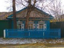 Ρωσική παλαιά αρχιτεκτονική Στοκ φωτογραφία με δικαίωμα ελεύθερης χρήσης