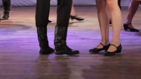 Ρωσικός λαϊκός χορός στη σκηνή φιλμ μικρού μήκους