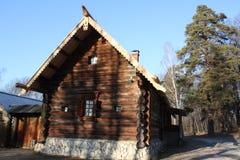 ρωσικός παραδοσιακός κ&omic Στοκ εικόνες με δικαίωμα ελεύθερης χρήσης