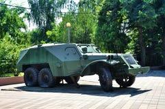 Ρωσικός στρατιωτικός εξοπλισμός στοκ φωτογραφία με δικαίωμα ελεύθερης χρήσης