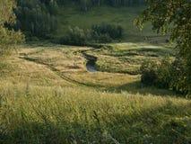 Ρωσικός τομέας Στοκ εικόνα με δικαίωμα ελεύθερης χρήσης