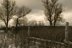 ρωσικός χειμώνας χωρών αρχή&s Στοκ εικόνες με δικαίωμα ελεύθερης χρήσης