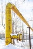 Ρωσικό αέριο Στοκ Εικόνες