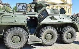 Ρωσικό αμφίβιο θωρακισμένο στρατιωτικό όχημα Στοκ Εικόνα