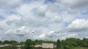Ρωσικό ελικόπτερο Κα-52, σαν αλλιγάτορας πτήση στρατού απόθεμα βίντεο