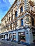 Ρωσικό θέατρο της Ρήγας στοκ εικόνες