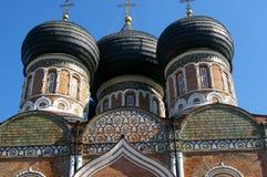 ρωσικό κεραμίδι Στοκ εικόνα με δικαίωμα ελεύθερης χρήσης