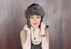 Ρωσικό κορίτσι Στοκ Φωτογραφίες