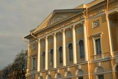 Ρωσικό μουσείο σε StPeterssburg στοκ φωτογραφία με δικαίωμα ελεύθερης χρήσης
