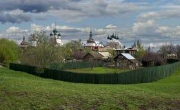 Ρωσικό τοπίο Στοκ εικόνα με δικαίωμα ελεύθερης χρήσης