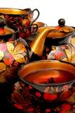 ρωσικό τσάι Στοκ φωτογραφία με δικαίωμα ελεύθερης χρήσης