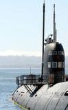 ρωσικό υποβρύχιο Στοκ Εικόνες
