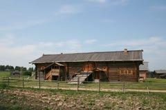 Ρωσικό χωριό 2 στοκ εικόνες