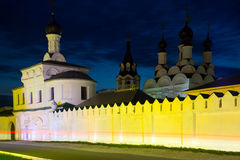 Ρωσικό annunciation μοναστήρι Στοκ Φωτογραφία