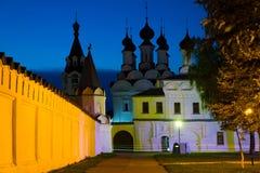 Ρωσικό annunciation μοναστήρι Στοκ Εικόνες
