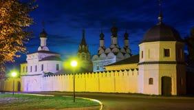 Ρωσικό annunciation μοναστήρι Στοκ Εικόνα